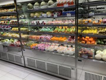 Fresh origin 品鮮源, Fancor open showcase, 開口冷櫃, 開口雪櫃