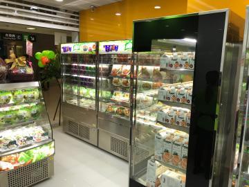 eat-east-TsingYi-波仔青衣2, Fancor open showcase, merchandiser, 凡高開口櫃 開口冷櫃, MTR 地鐵站雪櫃