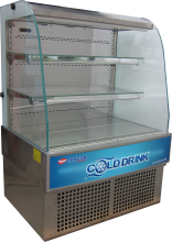 Fancor Open showcase, merchandiser, 凡高開口雪櫃, 開放式飲品雪櫃,便利店雪櫃,超市雪櫃,商用雪櫃