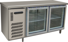 Fancor stainless steel counter top chiller, 凡高不鏽鋼工作檯雪櫃,商用不鏽鋼雪櫃,Commercial Stainless steel chiller freezer