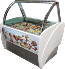 FANCOR凡高商用FC-CGF130低溫雪櫃,雪糕櫃,軟雪糕雪櫃, Freezer, Commercial refrigerator,