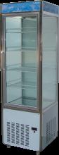 Fancor Four sided glass display chiller, 凡高四面玻璃陳列雪櫃,商用陳列雪櫃,商用玻璃門飲品櫃,Commercial Drink Chiller