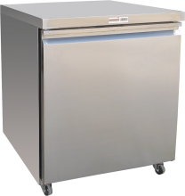Fancor stainless steel counter top chiller, 凡高不鏽鋼工作檯雪櫃,商用不鏽鋼雪櫃,Commercial Stainless steel chiller freezer, counter top chiller/freezer
