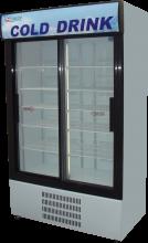 Fancor Slide door display chiller, 凡高趟門陳列雪櫃,商用趟門陳列雪櫃,商用玻璃門飲品櫃,Commercial Drink Chiller
