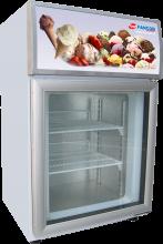FANCOR凡高 商用FC-TGF50座檯玻璃門低溫雪櫃,急凍櫃,雪糕櫃, Desktop Freezer, Commercial Refrigerator