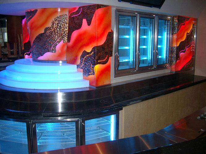 Fancor Macau Hing Wa Co. 澳門興華冷凍廚具公司. 賭場工程