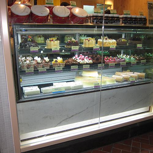 Fancor Cake showcase, 蛋糕展示櫃, 太子餅店