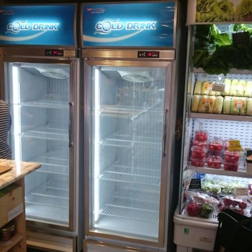 Facor Upright chiller and freezer at Farm Direct, 凡高直立式低溫冷櫃, 直立式高溫冷櫃